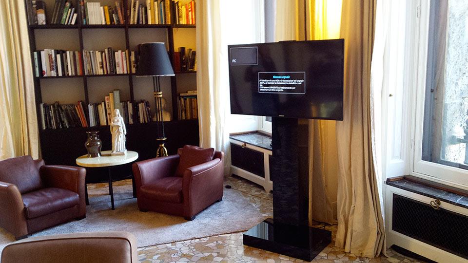 Monitor da 32 a 46 anche in versione touch