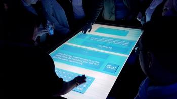 Monitor Touch di vari formati