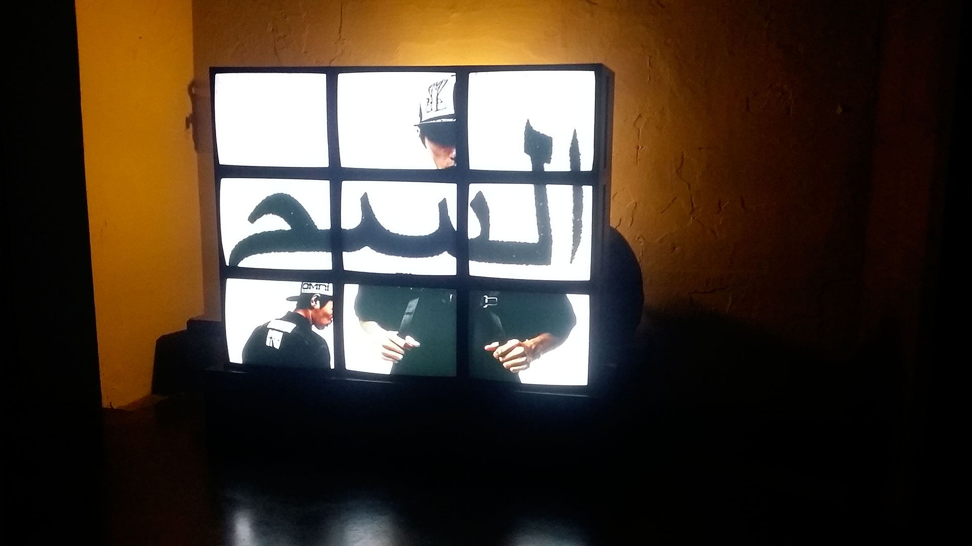 Videowall tubo catodico