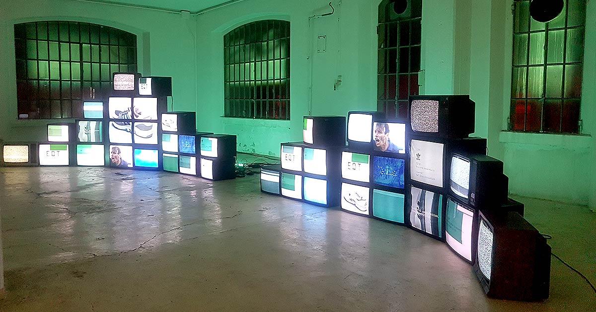Videowall vari formati