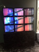 Videowall 3x3